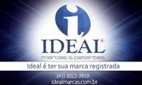 Ideal - Ideal � ter sua marca registrada